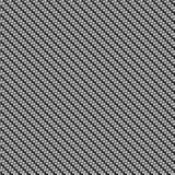 Carbon Fiber Seamless Vector Texture. Gray Background Stock Photos