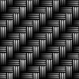 Carbon Fiber Texture Royalty Free Stock Photos