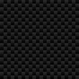 Carbon fiber texture. Square pattern illustration simulating carbon fiber texture Royalty Free Stock Image