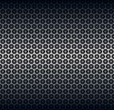 Carbon fiber texture. Vector background. Abstract technology vector template. Vector illustration Stock Photography