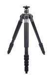 Carbon fiber tripod Stock Images