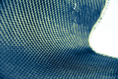 Carbon fiber twill background Royalty Free Stock Photo
