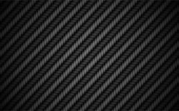 Carbon fiber twill 4 X 4 background. EPS 10 vector. Dark wallpaper Stock Images