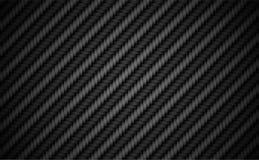 Carbon fiber twill 4 X 4 background. EPS 10 vector. Dark wallpaper royalty free illustration