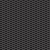 Carbon Fiber Vector. A custom carbon fiber texture in vector format royalty free illustration