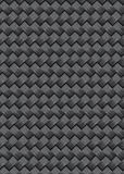 Carbon fiber. Vector illustration of carbon fiber repeat pattern Stock Image