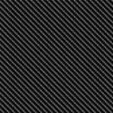 Carbon Fiber Weave. Black woven carbon fiber material that works great as a pattern.  This texture tiles seamlessly in any direction Stock Image