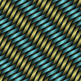 Carbon fiber woven texture Stock Photos