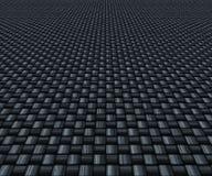 Carbon fibre background Stock Photo