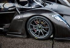 Free Carbon Fibre Racing Car Royalty Free Stock Photo - 115590505