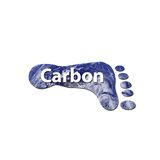 Carbon footprint Stock Images