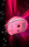 Carbon monoxide alarm Royalty Free Stock Photography