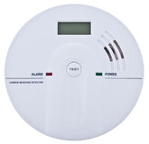 Carbon monoxide alarm Royalty Free Stock Photo