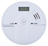 Carbon monoxide alarm Royalty Free Stock Photo