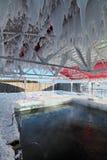 Carbon pool Royalty Free Stock Photo