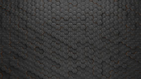 Carbon  texture. Carbon 3D rendered background texture Stock Photo