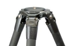 Carbon tripod closeup Royalty Free Stock Image