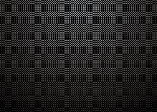 Carbon weave. Carbon fiber weave with light reflection and black background Stock Images