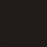Carbon weave diamond. Abstract woven carbon fiber weave with black diamond shapes Royalty Free Stock Photos
