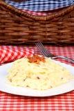 Carbonara pasta Stock Image