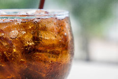 Carbonated drink Sweet nectar of popular people. Carbonated drink Sweet nectar of popular people Stock Image
