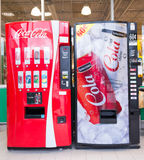 Carbonated Drinks Competion Royalty Free Stock Images