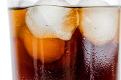Carbonated Refreshing Drink Royalty Free Stock Photography