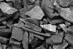 carbone Fotografie Stock