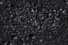 Carbone bituminoso Immagini Stock