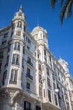 Carbonell building, Alicante Stock Photography