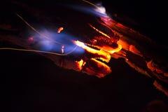 Carbones del fuego imagen de archivo libre de regalías