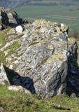 Carboniferous Limestone Outcrop stock image