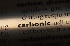 carbonique photos libres de droits