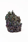 Carborundum abstract Stock Image
