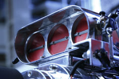 Carburador de Rod quente Fotos de Stock
