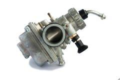 Carburador para el motor de la pieza de la motocicleta Fotos de archivo