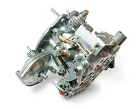 Carburatore Immagine Stock