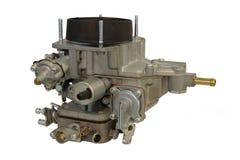 Carburetor. The image of a carburetor under the white background Stock Photo