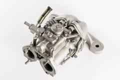 carburetor Royaltyfri Fotografi
