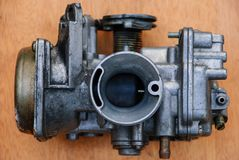 The carburetor Stock Images