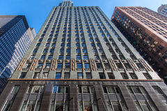 Carbyde and Carbon Building Chicago Stock Photography