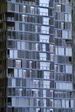 Carcaça moderna exterior do edifício. Imagem de Stock