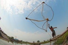 Carcaça tradicional do pescador Foto de Stock Royalty Free