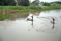 Carcaça tradicional do pescador Fotografia de Stock