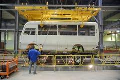 carcase автомобиля Стоковая Фотография