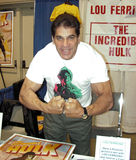 Carcasse incroyable de Lou Ferrigno-The Image libre de droits