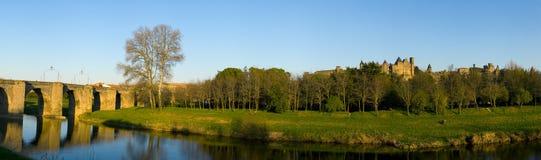 Carcassona (Francia) Fotografia Stock