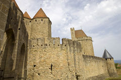 Carcassone Stockbild