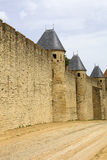 Carcassone Royalty Free Stock Photography