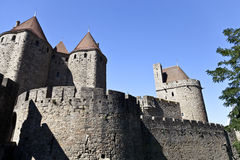 Carcassone Castle Royalty Free Stock Image